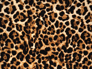 ITY Knit Animal Print Fabric - wholesale fabric