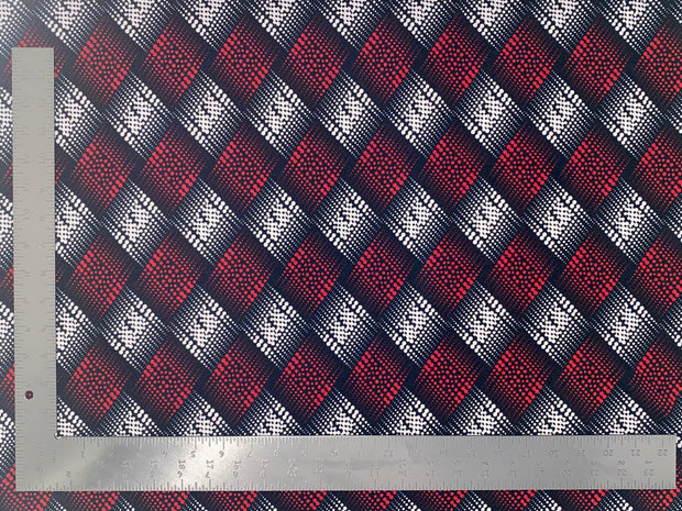 Liverpool Knit Geometric Print Fabric - Express Knit Inc.