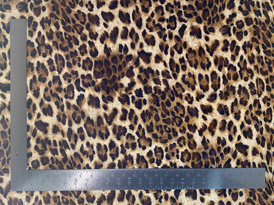 ITY Knit Animal Print Fabric