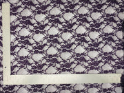 Floral Lace Fabric - Express Knit Inc.
