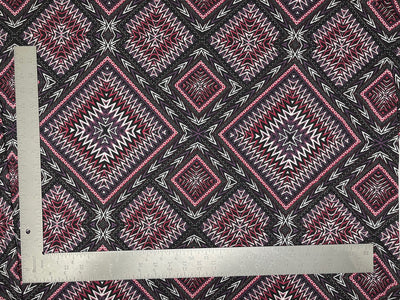 ITY Knit Geometric Print Fabric