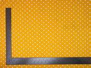 DTY Double Sided Brushed Knit Small Polka Dot Print Fabric - Express Knit Inc.