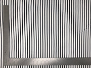 DTY Brushed Knit Vertical Summer Stripes Print Fabric