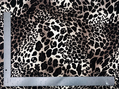 Liverpool Knit Animal Print Fabric - Express Knit Inc.
