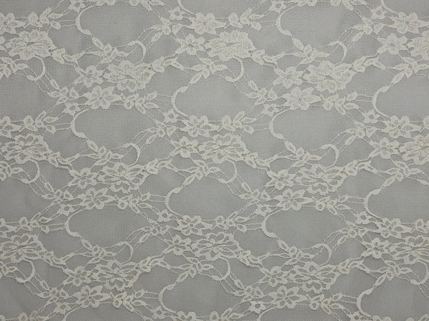 Floral Lace Fabric - wholesale fabric