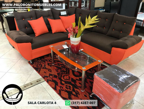 Por qu el color naranja trae energ as positivas a tus for Muebles en la carlota