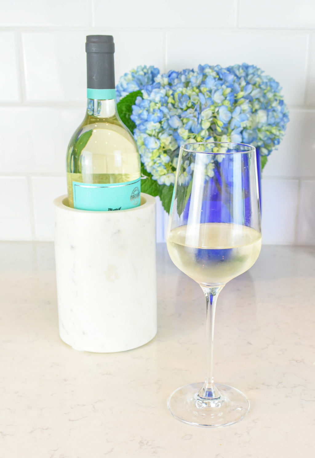 marble wine chiller - marble drink cooler