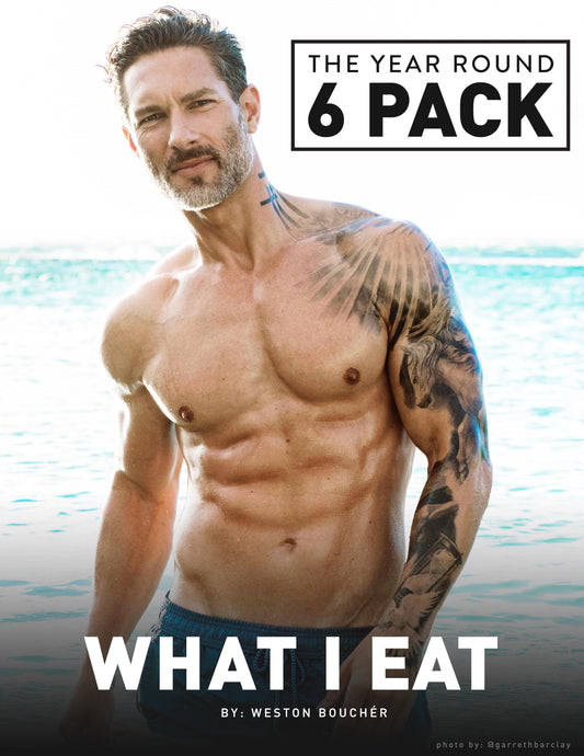 THE YEAR ROUND 6 PACK // What I Eat - 2019 Edition