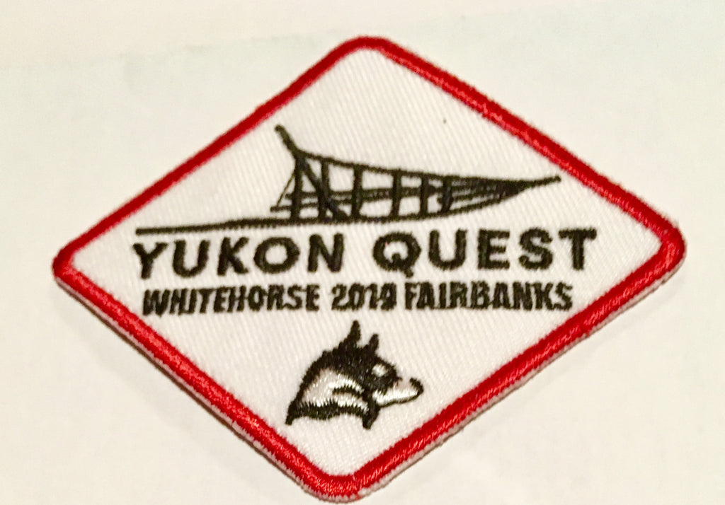 2019 Yukon Quest Patch