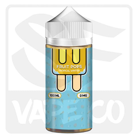 Fruit Pops E-Juice - Tropic Winter