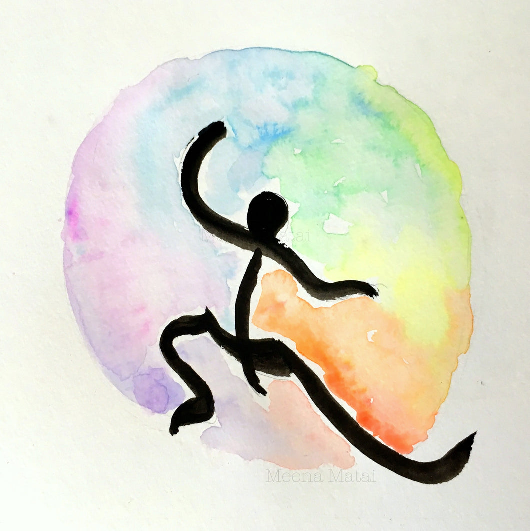 Nursery Art: Tai Chi