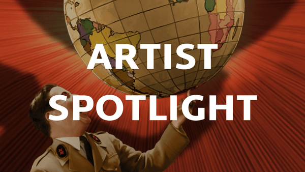 Artist Spotlight with Bruce Emmett
