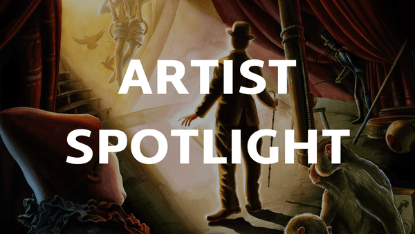 Artist Spotlight with Jeremy Pailler
