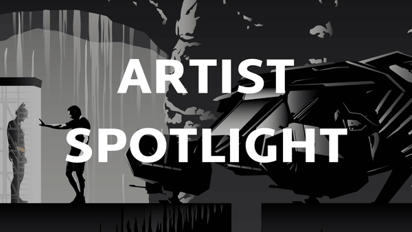 Artist Spotlight with Rico Jr.