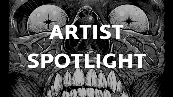 Artist Spotlight with Luke Preece
