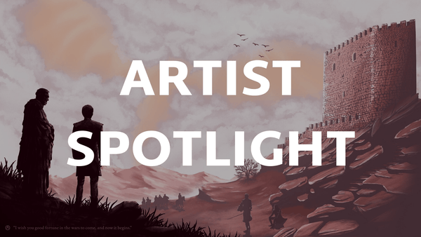 Artist Spotlight with Conor Smyth