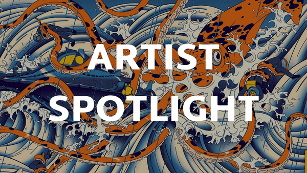 Artist Spotlight with Andrew Archer
