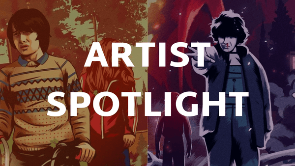 Artist Spotlight with Alexander Wells