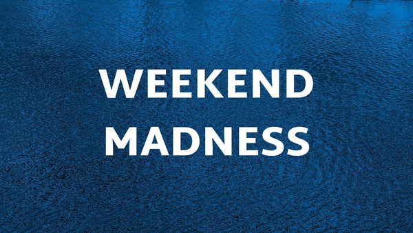 Superheroes Weekend Madness Sale | June