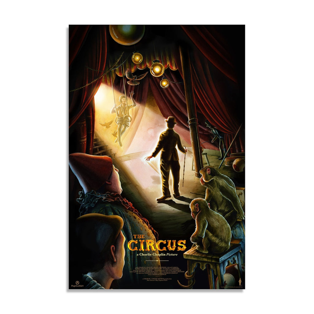 The Circus by Jeremy Pailler | PopCultArt