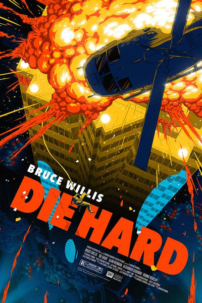 Die Hard by Florey