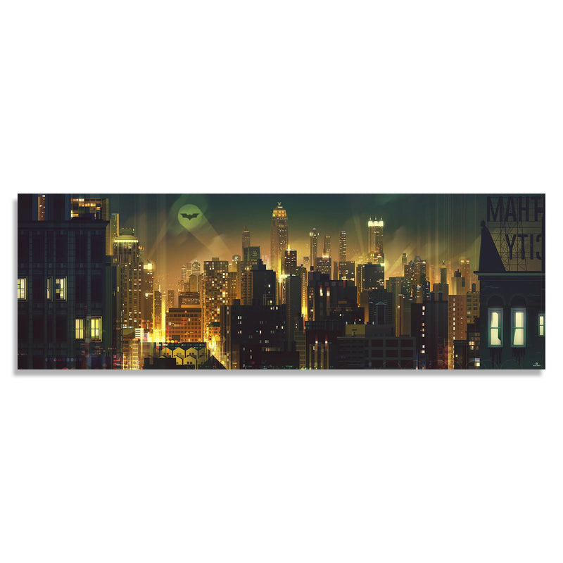 Gotham (Original) by James Gilleard | PopCultArt