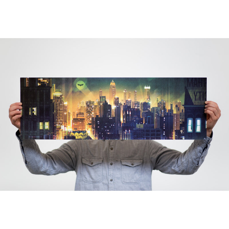 Gotham (Original) by James Gilleard | Screenprint shot | PopCultArt