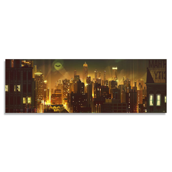 Gotham (Variant) by James Gilleard | PopCultArt