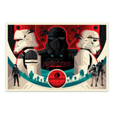 Imperial Forces (Original) | Tom Whalen | Lithograph
