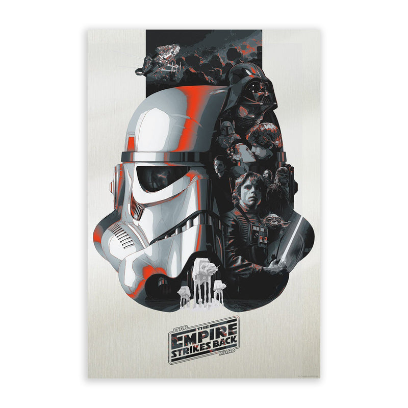 The Fifth | Devin Schoeffler | Star Wars Poster Art | PopCultArt