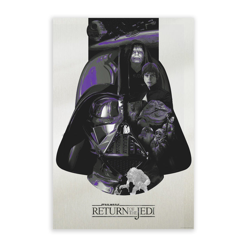 The Sixth | Devin Schoeffler | Star Wars Poster Art | PopCultArt