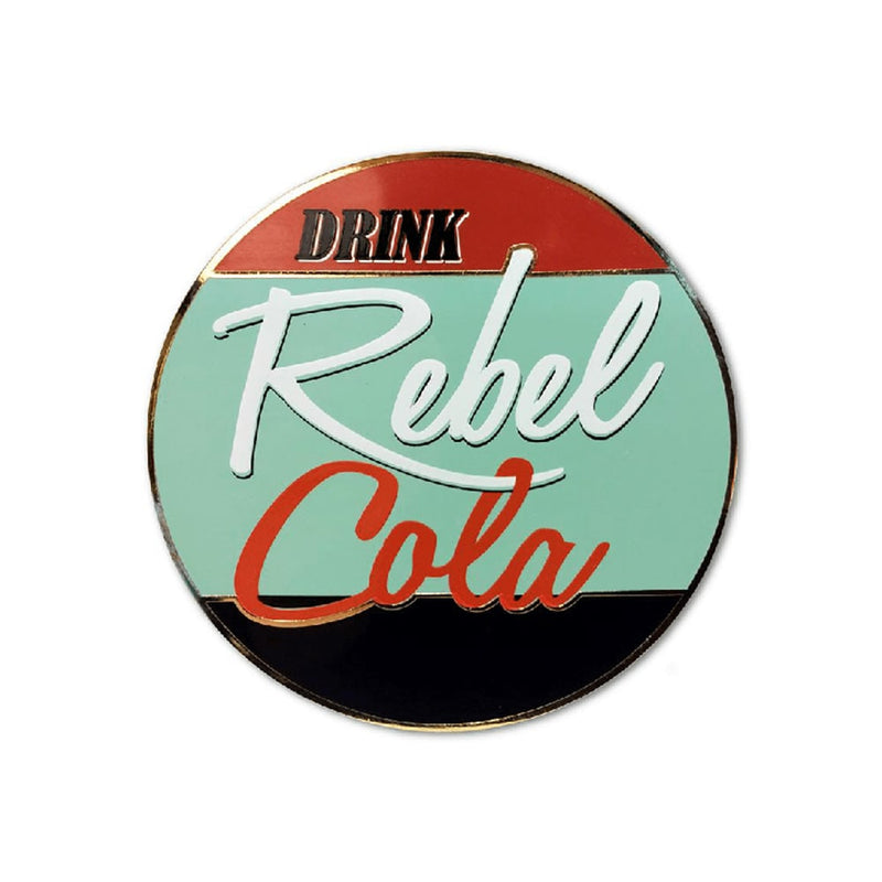 Rebel Cola #2 Collectible Pin by Steve Thomas | Star Wars | PopCultArt