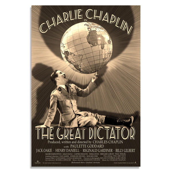 The Great Dictator (Variant)
