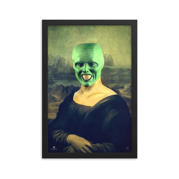 The Mask | Dark Design | Giclee
