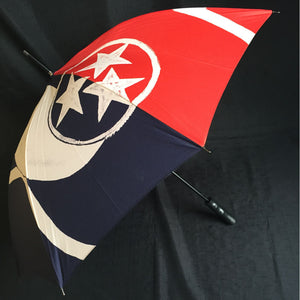 """Tennessee Tristar Guitar"" Keepsake Umbrella"