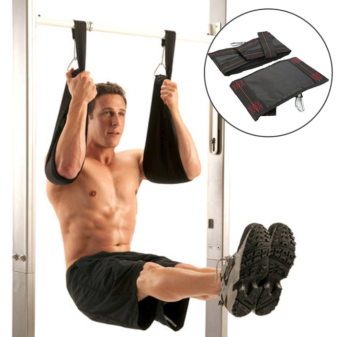 Hanging Abdominal Straps - Body by calisthenics