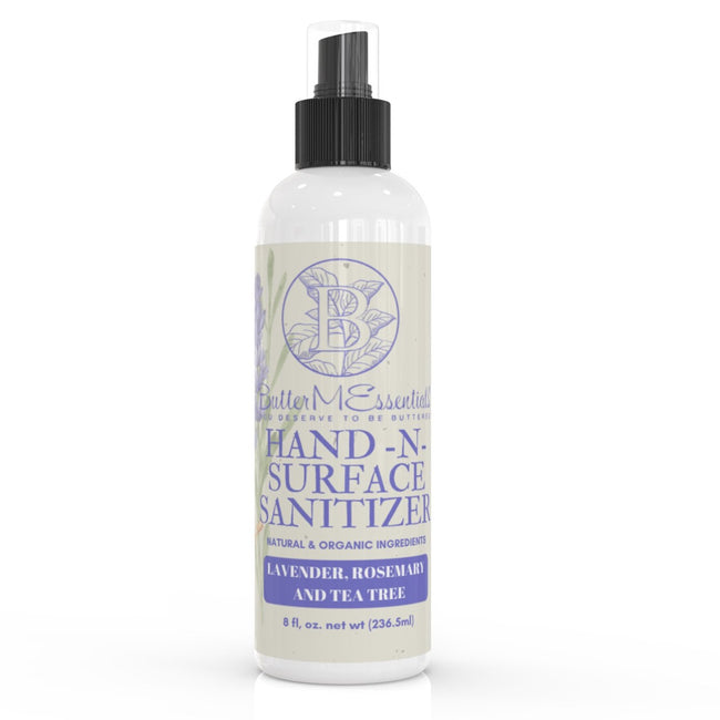 Hand-N-Surface Sanitizer