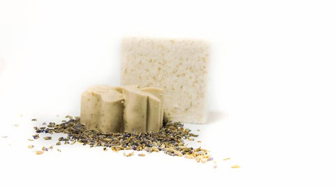 Lavender Oat & Honey Soap