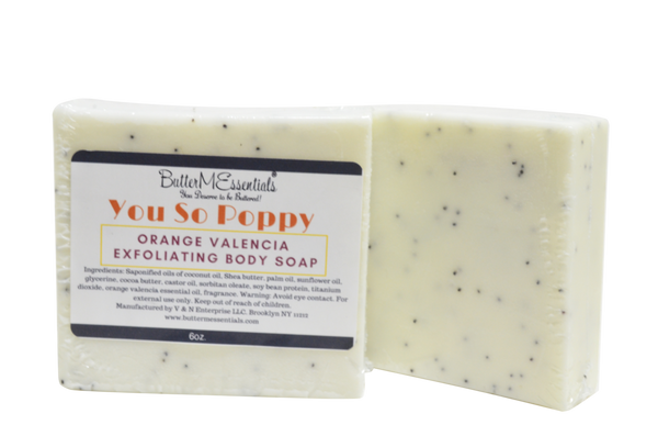 You So Poppy Body Soap