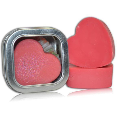 Passion Heart Lotion Bar