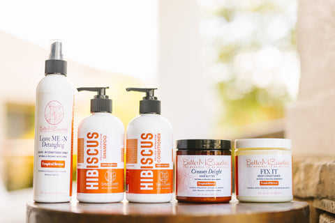 ButterMEssentials 'Revive Me' Set for Moisturized and Manageable Hair.