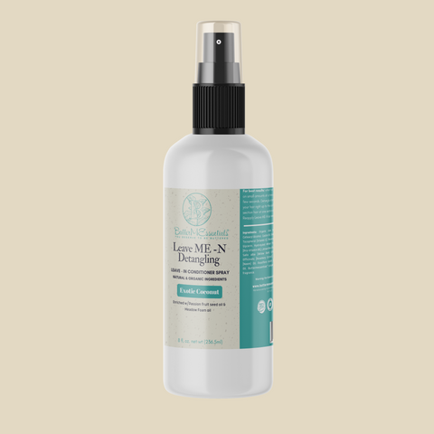 Leave ME -N Detangling Leave -In Conditioner Spray 8oz