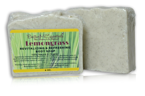 Lemongrass Body Soap