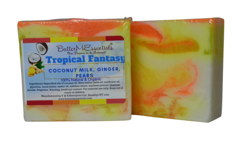 Tropical Fantasy Body Soap