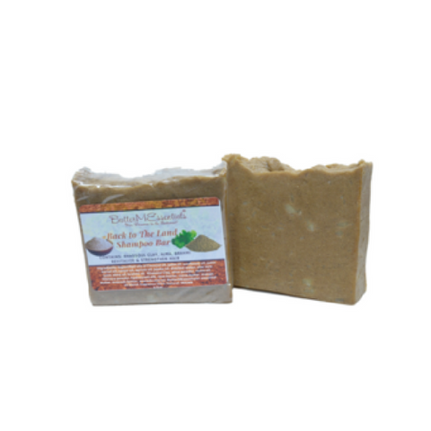 Back to the Land Shampoo Bars