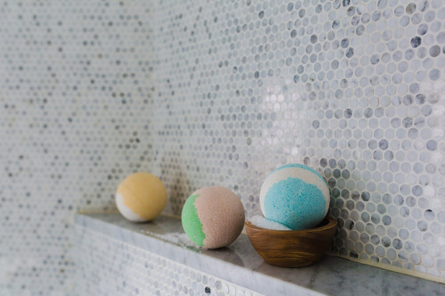 Luxury Bath Bombs