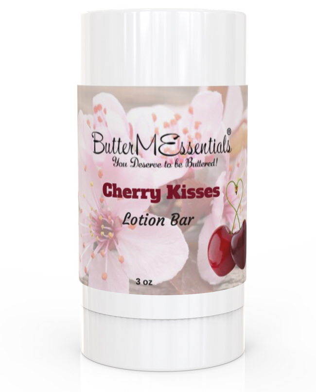 Cherry Kisses Lotion Bar in Tubes