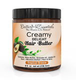 Creamy Delight Hair Butter 8 oz
