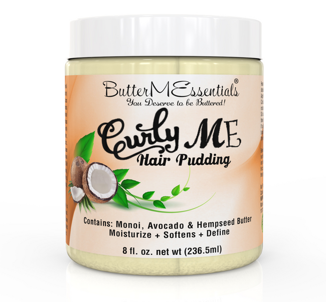Curly ME Hair Pudding 8oz.