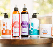 ButterMEssentials 'Grow It' Set for Kinky, Coily, Curly Hair Growth (Steps 1 -5)
